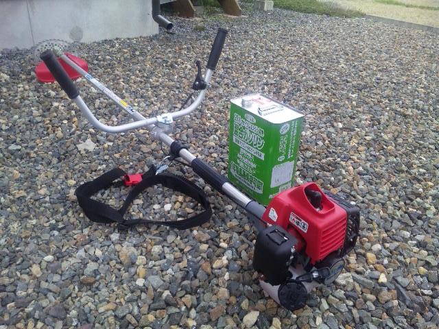 草刈り機1
