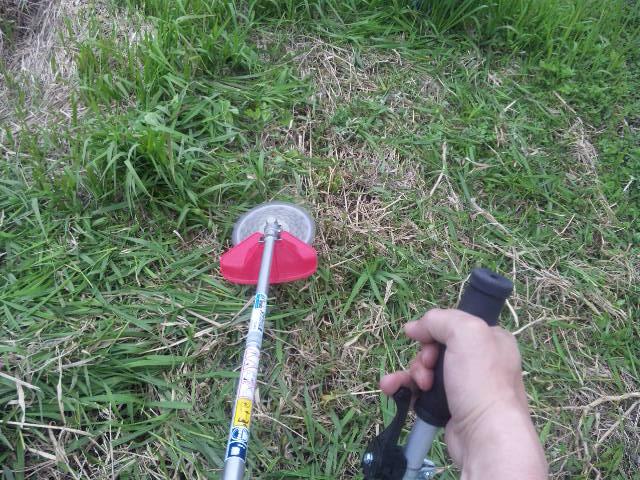 草刈り機4