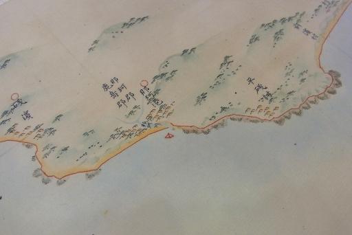 那珂湊付近の図
