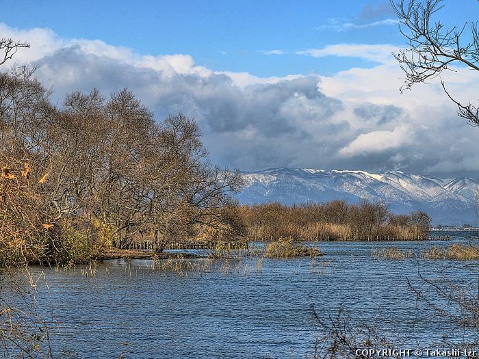 高島市針江・霜降の水辺景観2