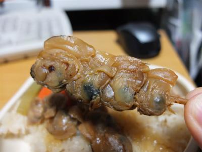焼きハマグリ