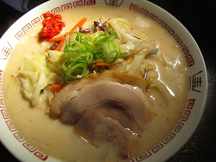 17麺哲@タンメン0922