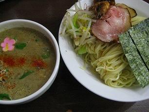 似星@海老つけ麺0923