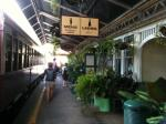 27キュランダ列車乗車入口