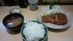 [2014-11-11]ロースかつ定食