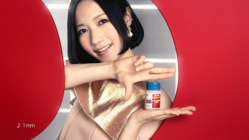 エーザイ チョコラBBプラス「笑顔になーれ」篇 Perfume 大本彩乃