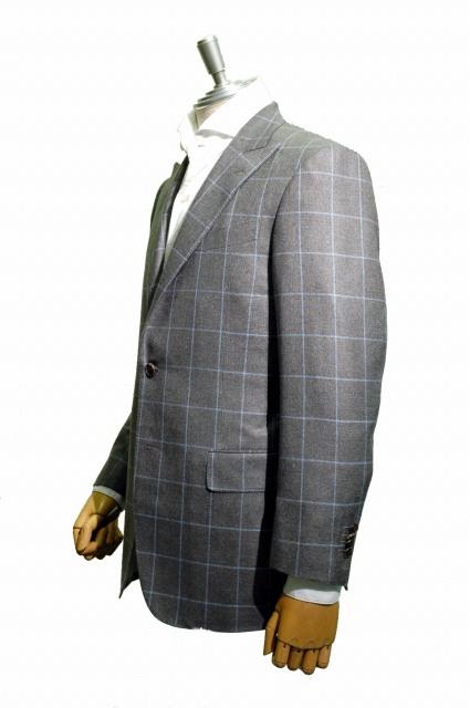 オーダースーツ名古屋 ロロピアーナ スーツ