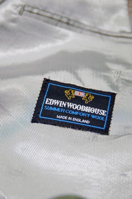 オーダースーツ名古屋 EDWIN WOODHOUSE エドウィン・ウッドハウス