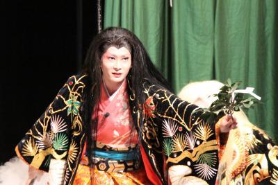 八重西神楽団 滝夜叉姫1