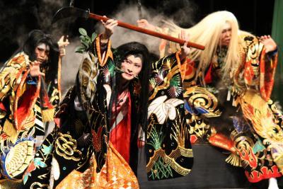 八重西神楽団 滝夜叉姫2