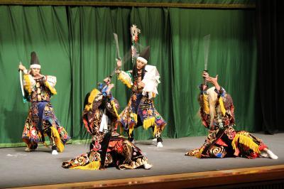 八重西神楽団 滝夜叉姫3