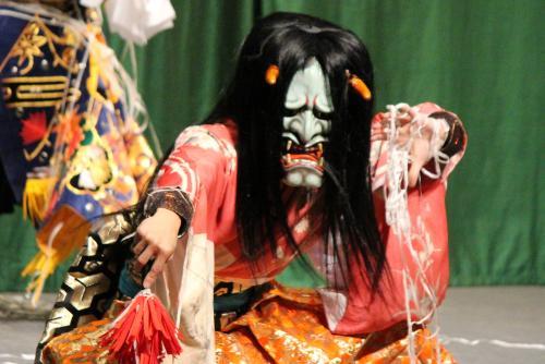 八重西神楽団 滝夜叉姫6