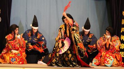 曙神楽団 紅葉狩3