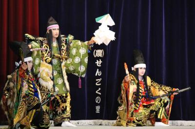 中川戸神楽団 瀧夜叉姫2