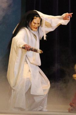 中川戸神楽団 瀧夜叉姫4