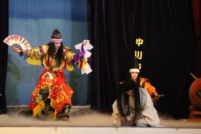 中川戸神楽団 瀧夜叉姫6