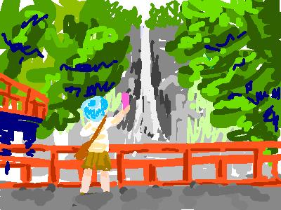 【青春の旅】大瀑布!