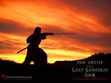 $タンポポライオンのブログ-ラスト サムライ