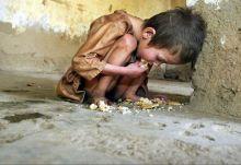 $タンポポライオンのブログ-飢餓の子供