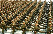 $タンポポライオンのブログ-北朝鮮 軍隊