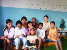 $タンポポライオンのブログ-ポカラ孤児院