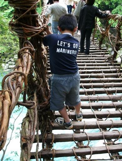 2014-11-4祖谷のかずら橋2