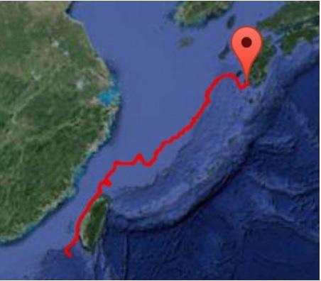 2014-11-22アルゴスブイの経路