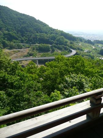 眺望ループ橋