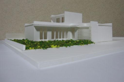 大塚邸模型