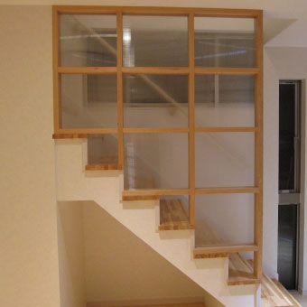 加藤邸 階段