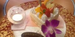 甲羅ケーキ