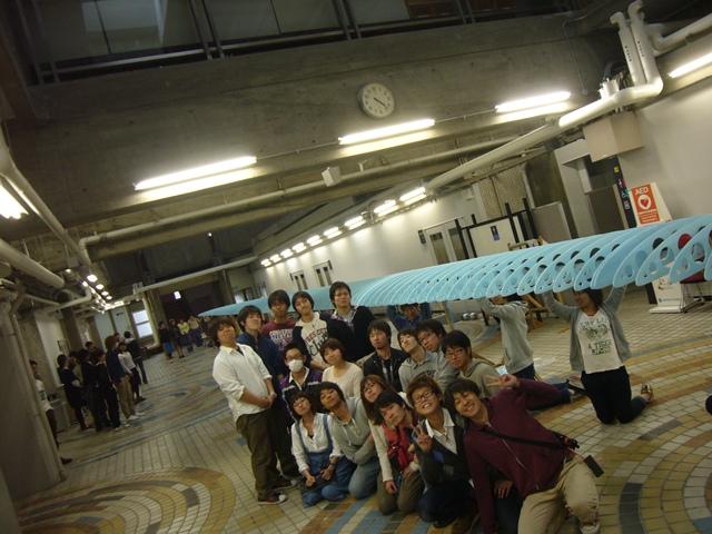 桁荷重試験2011
