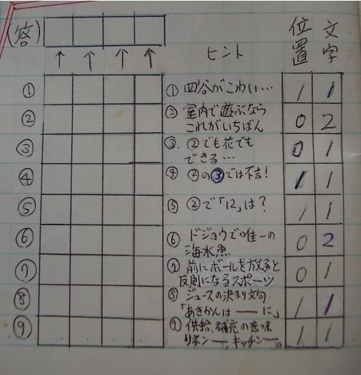 クイズ13-3