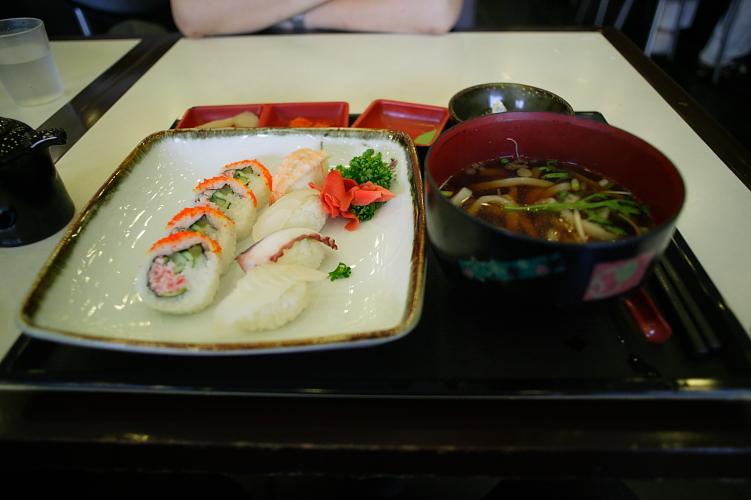 あやしい日本食