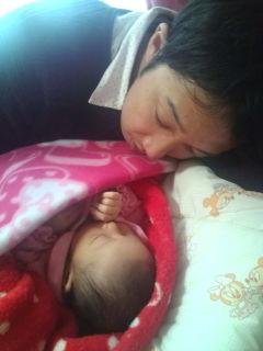 功と赤ちゃん
