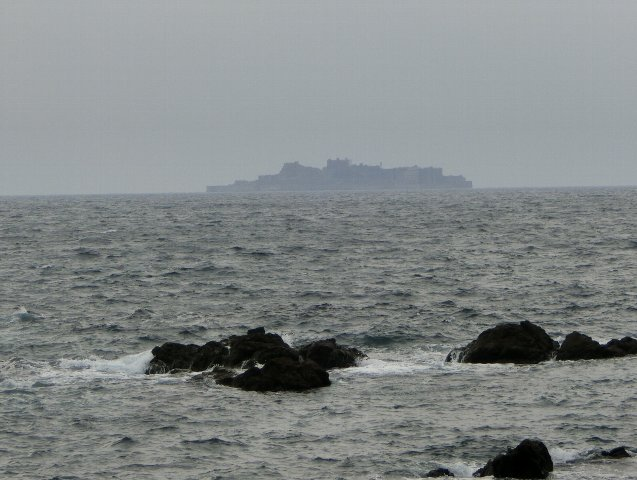 軍艦島ー2