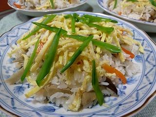 ちらし寿司2011
