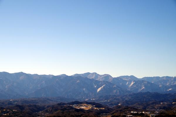 宝登山頂上3