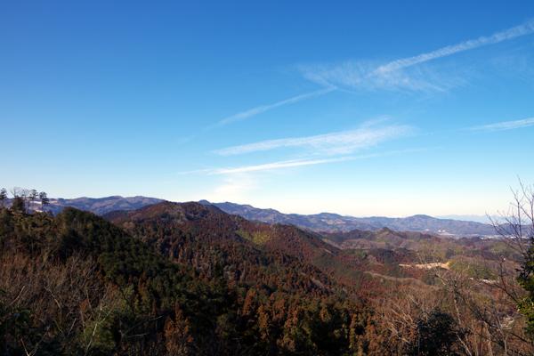 石尊山 山頂2