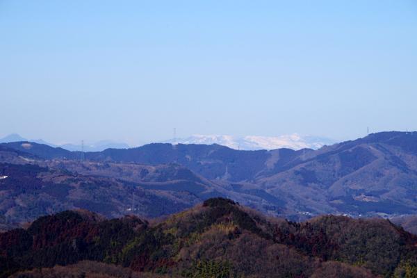 石尊山 山頂3
