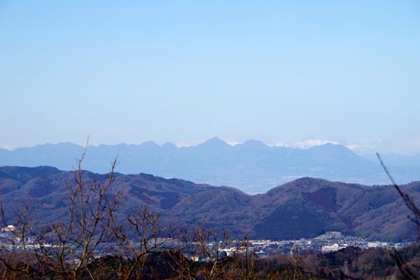 石尊山 山頂4