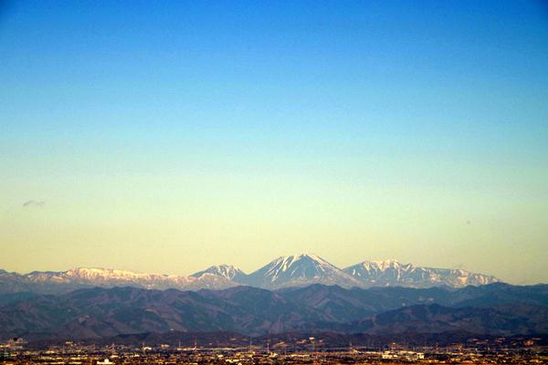 石尊山 山頂5