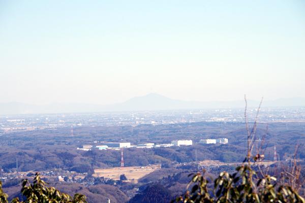 石尊山 山頂6