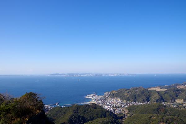 山頂の景色1