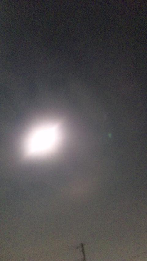 full moon 25 August 2010