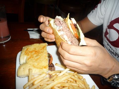 Kobe Burger Panini
