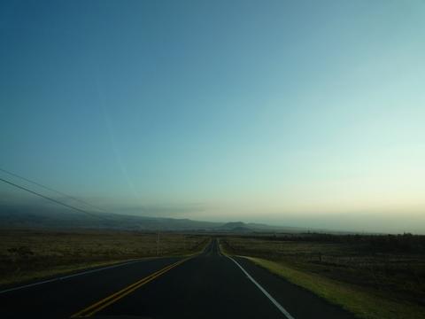 ハワイ島Drive