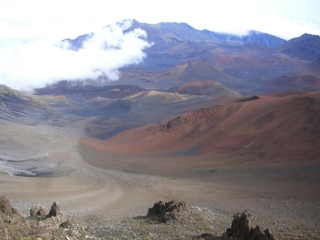 ハレアカラ山3
