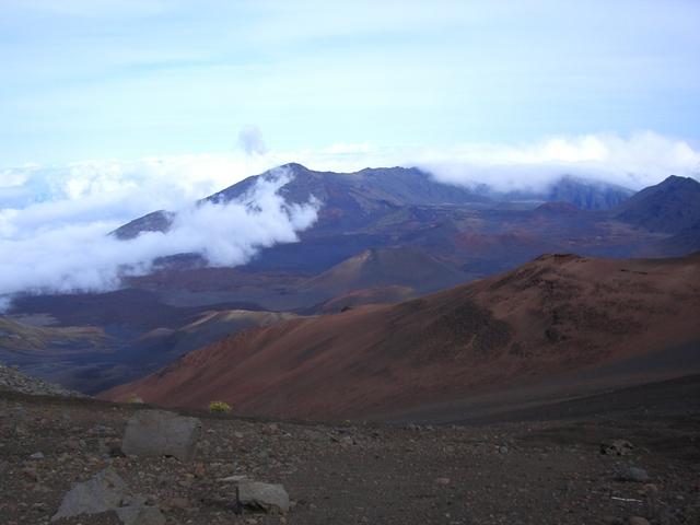 ハレアカラ山2