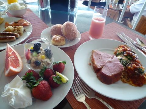 カハラ朝食6